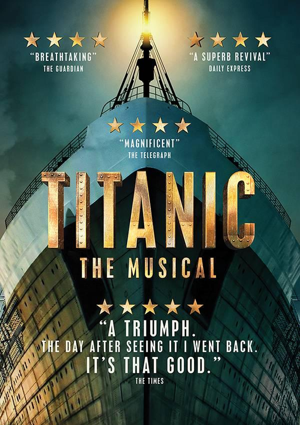 Review: ★★★★★ Titanic, Churchill Theatre Bromley