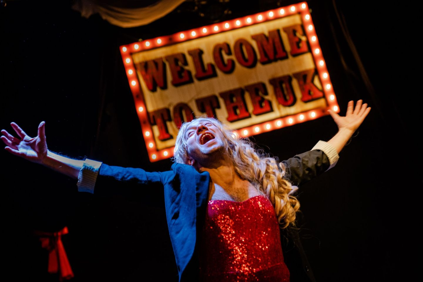 REVIEW: ★★ Welcome To The UK, Bunker Theatre