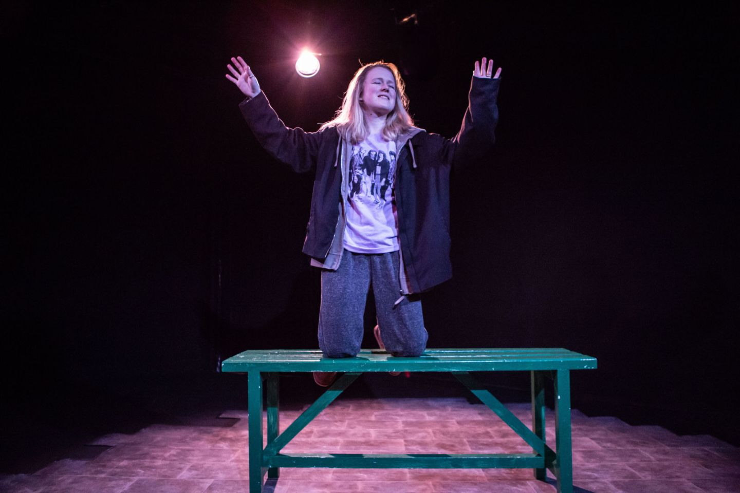 REVIEW: ★★★ Rattled, Old Red Lion Theatre
