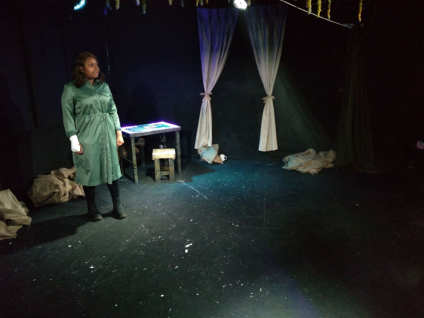 REVIEW: ★★ Acts of Disunion, White Bear Theatre