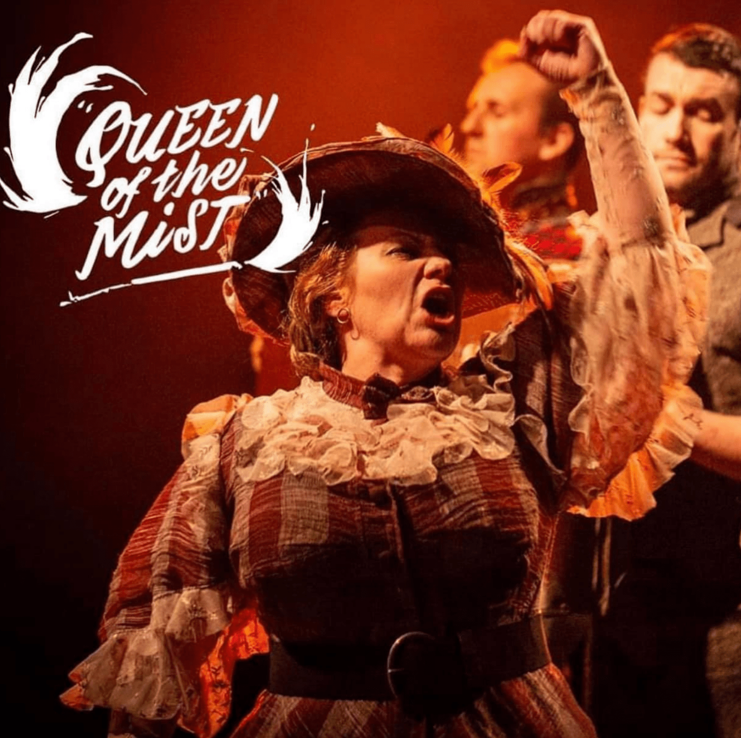 Review: ★★ Queen of the Mist, Charing Cross Theatre