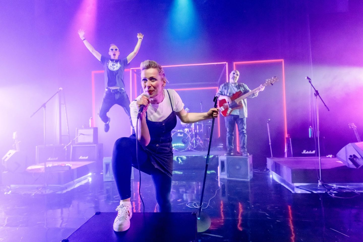 Review: ★★★★ What Girls Are Made Of, Soho Theatre