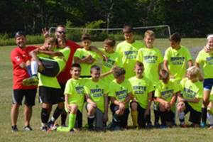 UPPER 90 FC Summer Camp