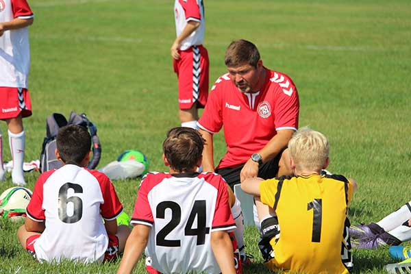 how to become a professional soccer coach