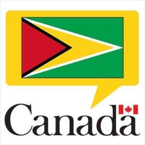 Guyana to Canada