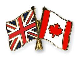 U.K. and Canada
