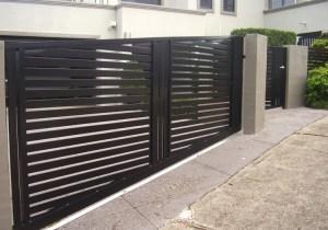Aluminium Fencing Slats