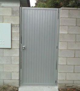 Aluminium Security Gates Brisbane South