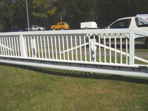 Aluminium Security Gates South Brisbane