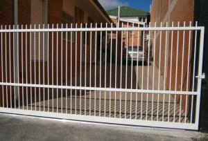 Aluminium Security Sliding Gate