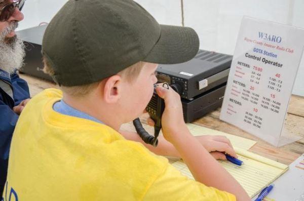 U.D.S.R.R. Hosts HAM Radio Operator Event - Upper Delaware ...