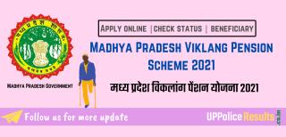 Madhya Pradesh Viklang Pension