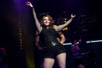 Cabaret med Sarah Dawn Finer har vuxit. (Foto: Carl Thorborg)