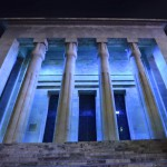 National Museum in Blue