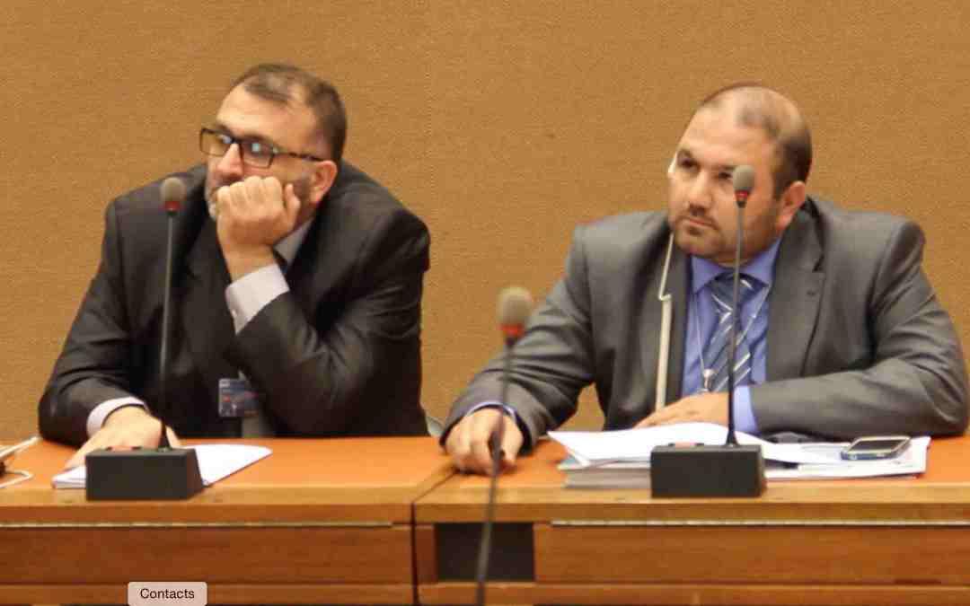 """ممثل """"الحقوقيين المسلمين في لبنان"""" شارك في الاستعراض الدوري الشامل في جنيف"""