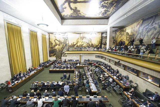 """تقرير """"الكرامة"""" إلى لجنة الأمم المتحدة المعنية بحقوق الإنسان يسلط الضوء على القضايا الحقوقية في لبنان"""