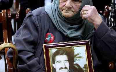 """إطلاق حملة لِنعمل من أجل المَفقودين: """"الحقيقة من أجلِ شفاء ذاكراتنا"""""""