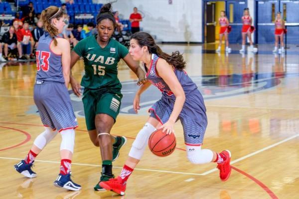 University Press : Women's Basketball: FAU suffers ...