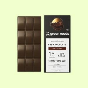 Green roads CBD Chocolate