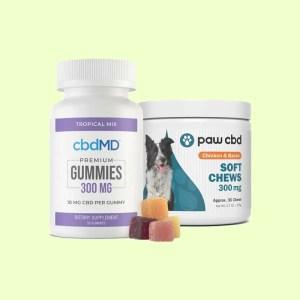 CBDMd Dog Chew
