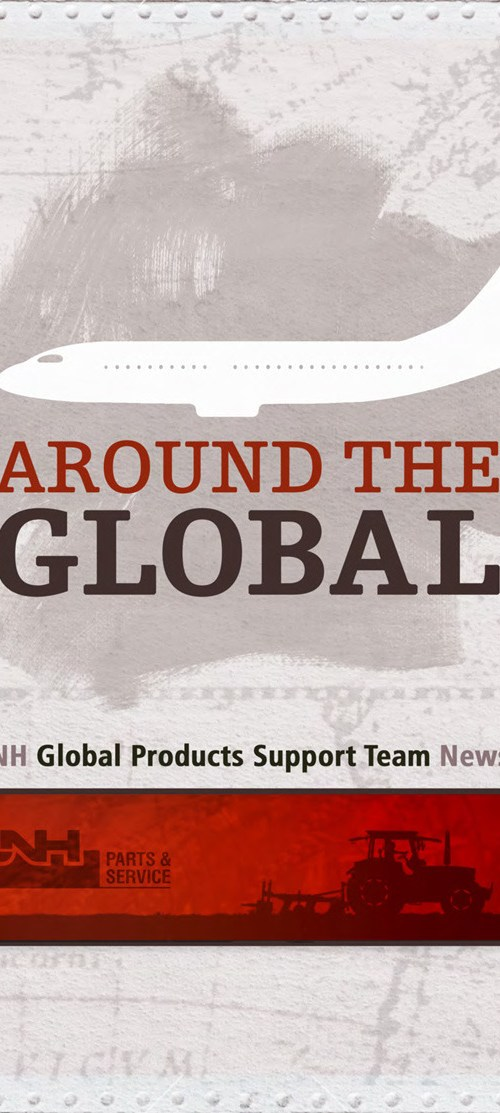 Case New Holland - Global Product Support Newsletter