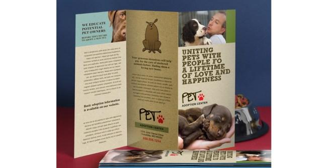 Brochure - Pet care