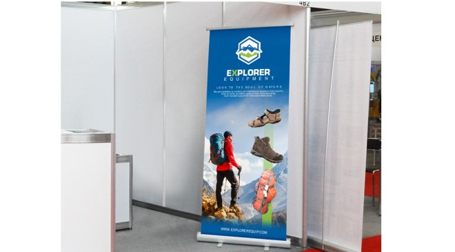 Trade Show Product - Retractable Banner