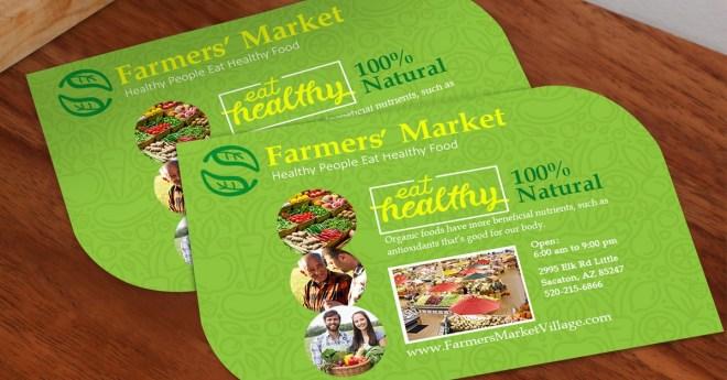 leaf marketing flyers