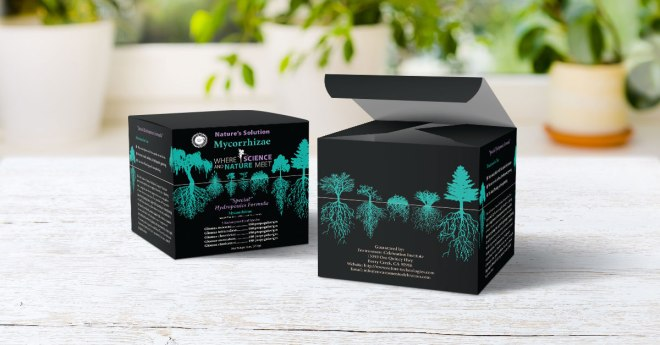 Nature's Solution's sample product box
