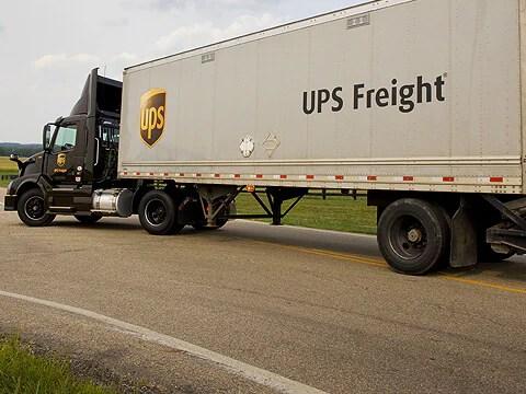 UPS Versand Flexibler zuverl228ssiger Versandservice