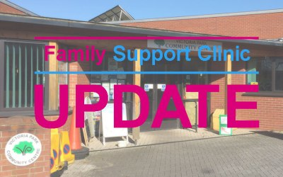 Family Support Clinic Update