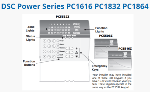 How to Replace the Battery in Your DSC PowerSeries PC1616, PC1832 and PC1864 Home Security