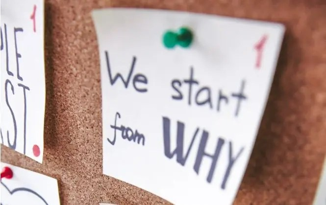 """How To Find Your """"Why"""""""