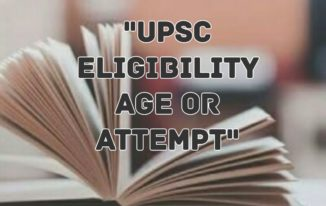 IAS eligibility age or attempt