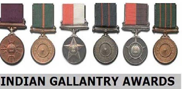 Wartime Gallantry Awards