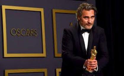 Joaquin Phoenix for 'Joker'