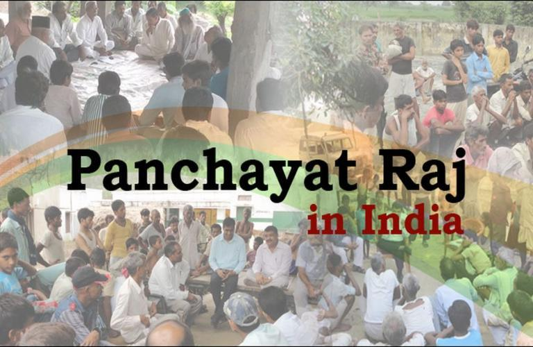 Panchayat-Raj-in-India