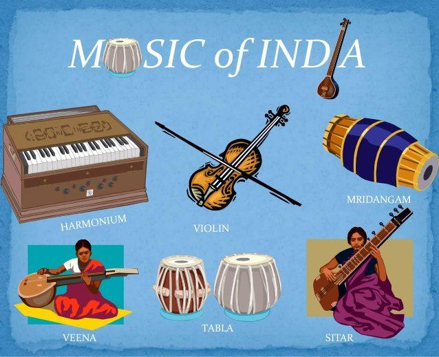 indian-culture-and-heritage- music