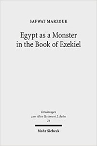 Egypt as a Monster in the Book of Ezekiel