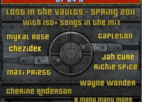 Pauze Radio: Show #218: Lost in the Vaults (Spring 2011)
