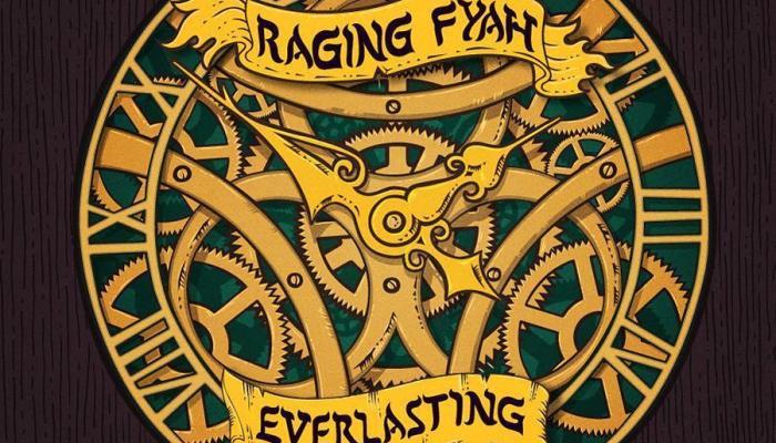 Reggae Band Raging Fyah Debuts #2 on Billboard Charts