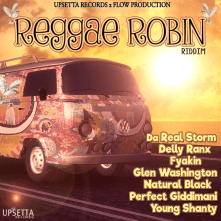 REGGAE-ROBIN-RIDDIM-COVER-(Upsetta-Records-x-Flow-Production)