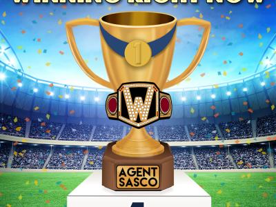 Winning Right Now - Agent Sasco