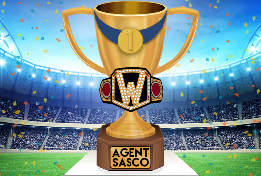 Winning Right Now - Agent Sasco