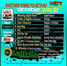 More Fire Show Reggae Top 10