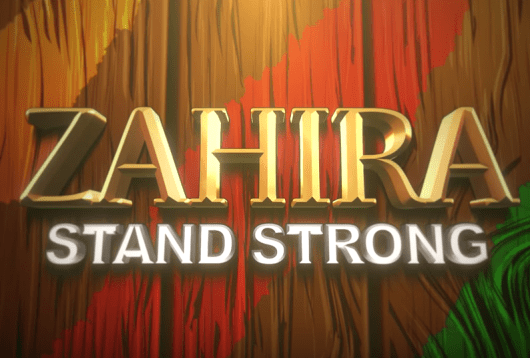 Zahira_Stand Strong Animated Music Video