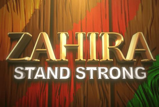 Zahira_Stand Strong Animated Music Video