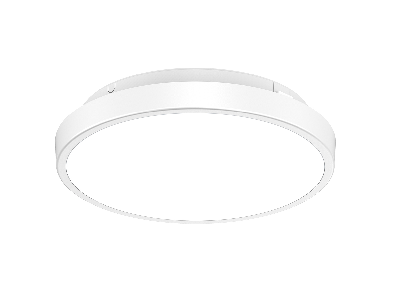 Al85 Cct Changebake Ip54 Thin Led Integrated Ceiling Lights