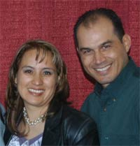 Patricia and Salvador Velasco