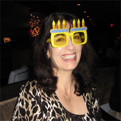 Elena celebrates her 54th birthday!